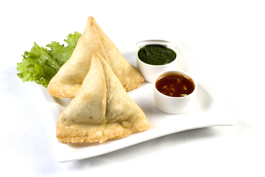 Samosa Chutneys SP1